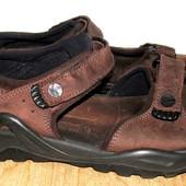 кожаные сандалии 29.5 см