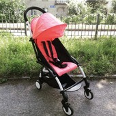 Беби Тайм коляска детская прогулочная Baby Time аналог Yoyo