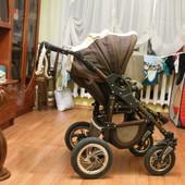 Универсальная коляска 2 в 1 Bambino Wenecja