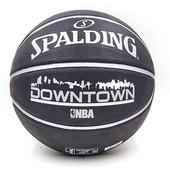 Баскетбольный мяч №7 Spalding Downtown резина