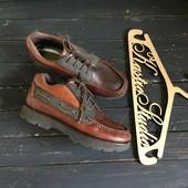 Мужские ботинки топ-сайдеры Kickers p-p 44