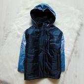 Стильная демисезонная куртка для мальчика. Horizons unlimited. Размер 4 года. Состояние: идеальное
