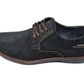 Туфли мужские Collection Multi-Shoes TR черные