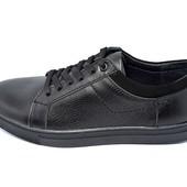Кеды мужские Multi-Shoes Salvin черные