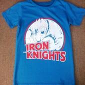 Распродажа! всего 120 грн! Хлопковая футболка, германия, takko, рост 134-140. высокое качество