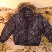 Мужская зимняя куртка Турция,48-50