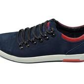 Кеды мужские Multi-Shoes Barca синие