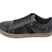 Кеды мужские Multi-Shoes Solo Andorra черные