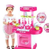 Детская игровая кухня Kitchen Set 008-58