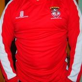 Футбольная фирменная футболка кофта Surridge Уельс л-хл .