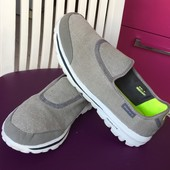 Мокасины Skechers Go Walk 38,5р - 25см
