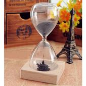 Магнитные песочные часы.