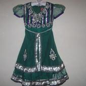 платье необыкновенной красоты пр-во Индия