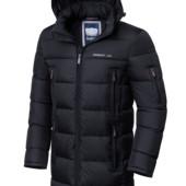 Мужская зимняя импортная куртка