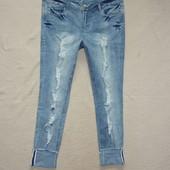 Фирменные модные джинсы из США