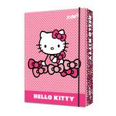 Папка для тетрадей B5 Kite Hello Kitty hk17-210
