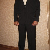 Классический костюм Armani оригинал 48 р.