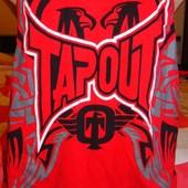 Фирменная майка бренд Tapout м- л.