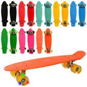 Львов! Пенни борд, скейт, скейтборд со светящимися колесами! Со светом