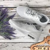 Мужские фирменные кроссовки Nike с амортизацией и дышащей вставкой  SH3266