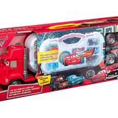 Конструктор Cars с отверткой, с набором машин, в коробке 53,0*10,5*22,5см