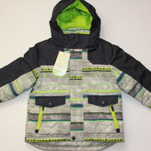 Зимняя термо куртка для мальчиков, размеры 92, Rodeo, C&A