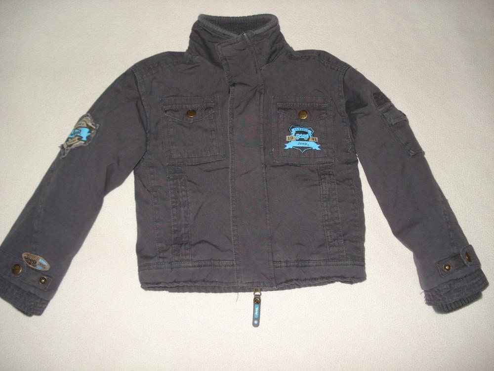 куртка демисезон на 3-4 года фото №1