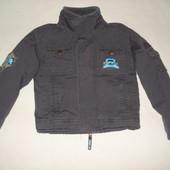 куртка демисезон на 3-4 года