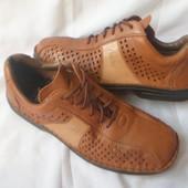 Rieker кожаные оригинальные кожаные туфли 44