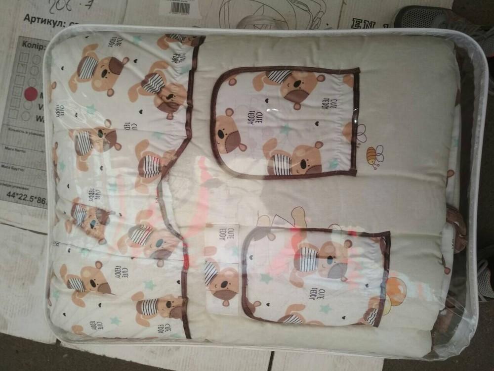 Детское полнокомплектное постельное Эвис 1, 2, 3 фото №1