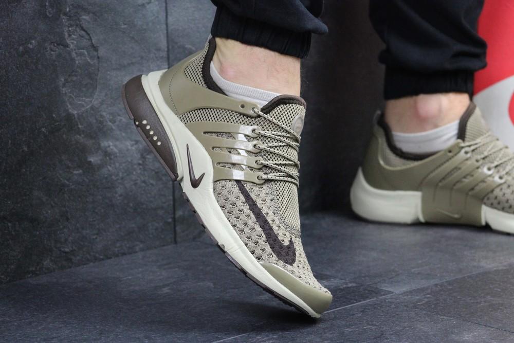 Кроссовки мужские Nike Air Presto olive фото №1