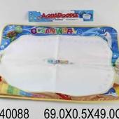 Коврик для рисования водой в пакете 69,0*0,5*49,0см