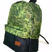 Городской удобный рюкзак в стиле милитари (rkh-01)