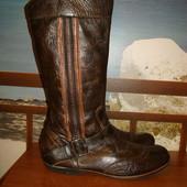 Сапоги в стиле оксфорд кожаные осенне-весенние\демисезонные р.37  Blackstone