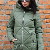 Куртка-парка женская Полина  расцветки 42~52 (4