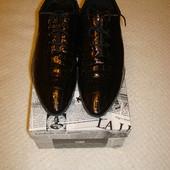 Туфли лаковые р.43 Luciano Carvari