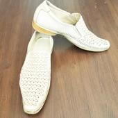 Туфли Basic Италия размер 43 ст.28 см.
