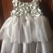 Нарядно платье, платьице 1,5-2 года Kate Mack (платячко)