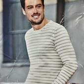 мужской хлопковый пуловер.Royal Class/Германия.48-50