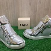 Женские ботинки - криперы сникерсы