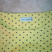 Яркая дизайнерская блуза кофточка