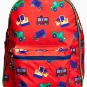 Стильний рюкзак з машинками NEXT для хлопців під замовлення