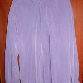 Мужская рубашка большой размер 58-60