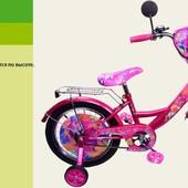 Велосипед 2-х колес 14'' 171403
