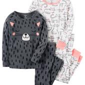 Хлопок пижамки Carters 18 м -12 лет пижама,пижамы,картерс,слип,слипы,пiжама,ночнушка