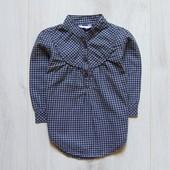 Стильная блуза для модницы. Hema. Размер 6 месяцев. Состояние: идеальное