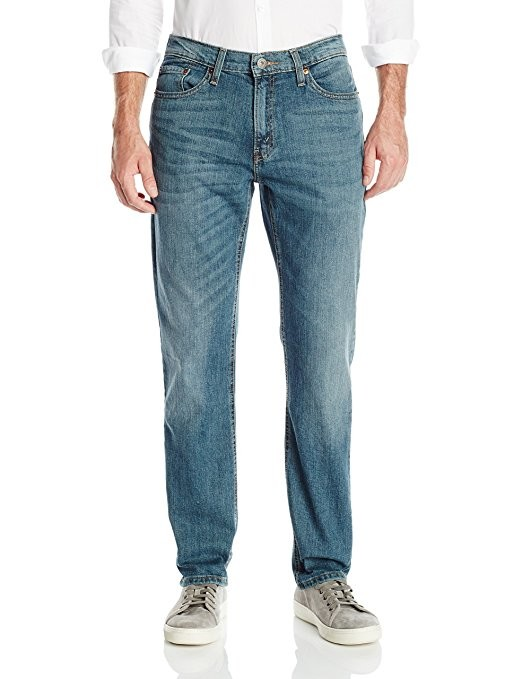 Signature by levi strauss & co mens athletic jean 34р фото №1