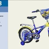 Велосипед 2-х колес 18'' 171808