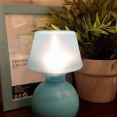 Лампа, неваляшка  голубая Криссаре, Kryssare 102.683.573 Икеа Ikea В наличии