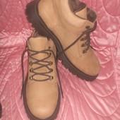 Ботинки 48 размер кожаные новые Magnus